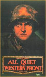 Poster for All Quiet on the Western Front