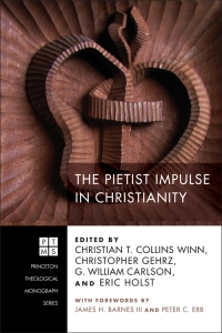 The Pietist Impulse in Christianity cover