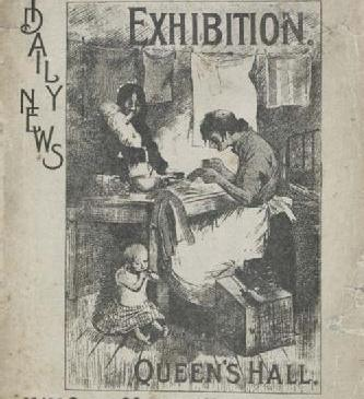 """Catalogue from the """"Sweated Industries Exhibition"""" of 1906"""