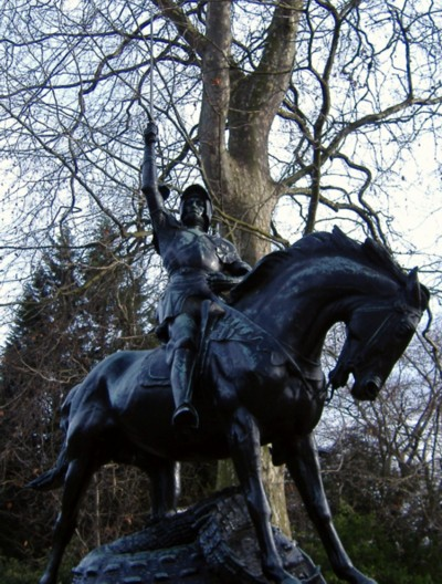 Cavalry of the Empire Monument