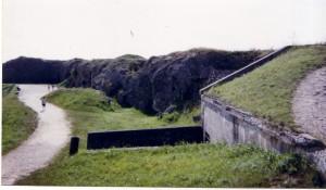 Fort Douaumont, outside Verdun