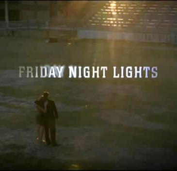 Friday Night Lights title card