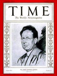 Harry Emerson Fosdick (1930)