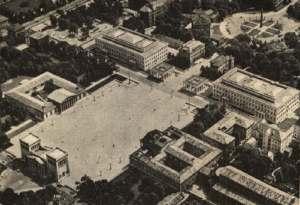 Königsplatz in 1941