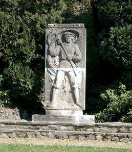 Memorial to Thomas Müntzer, Stolberg
