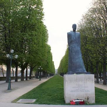 Armenian Genocide Memorial in Paris