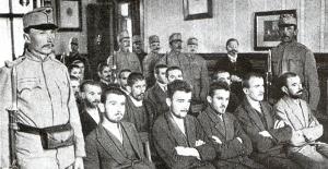 Gavrilo Princip and Co-Conspirators on Trial