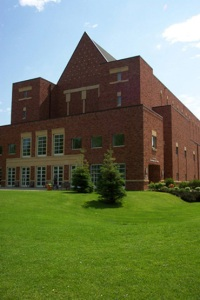 Benson Great Hall at Bethel University