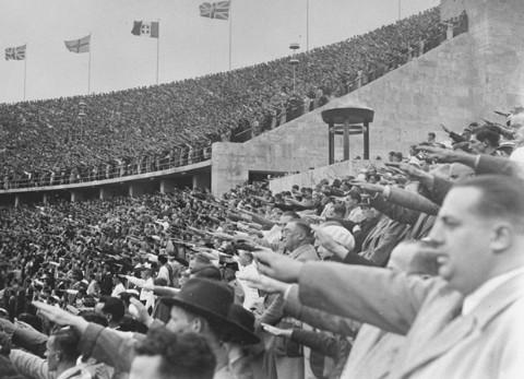 Olympic Stadium in Berlin, 1936