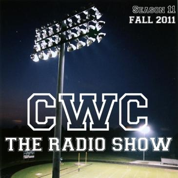 CWC: The Radio Show logo