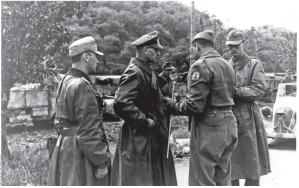 German Surrender to Brazilians