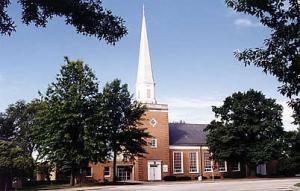 Hostetter Chapel