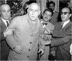 Mosaddeq in Court