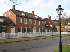 Rapp House - Old Economy Village, PA