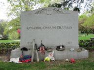 Ray Chapman's Grave