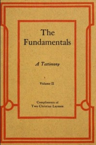 The Fundamentals, vol. 2