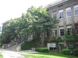 Founders Hall, University of La Verne