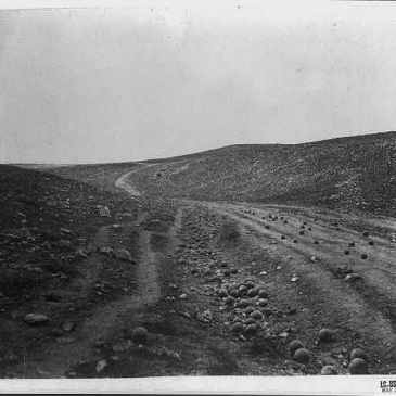 Roger Fenton photo from Crimean War