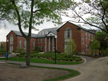 Nyvall Hall, North Park University