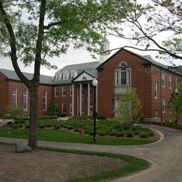 Nyvall Hall, North Park University
