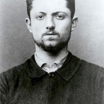 Emile Henry Mugshot