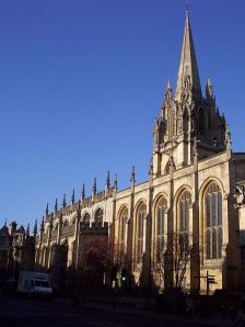 St. Mary's Church, Oxford