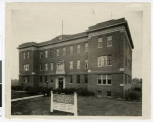 Bethel Academy and Seminary, 1920