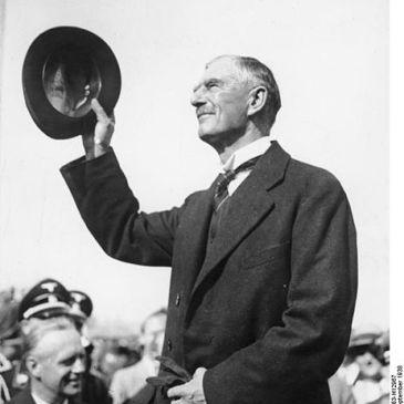 Chamberlain in Munich