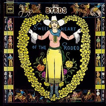 The Byrds, Sweetheart of the Rodeo