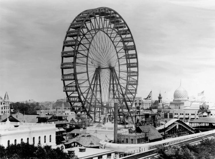 The Original Ferris Wheel