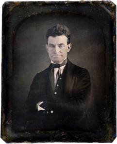 1846 Portrait of John Brown