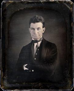 1846 Portrait of John Brown