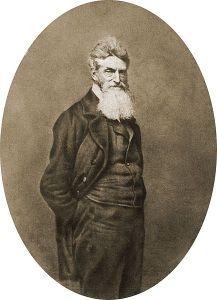 1859 Portrait of John Brown
