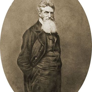 1859 Portrait of John Brown