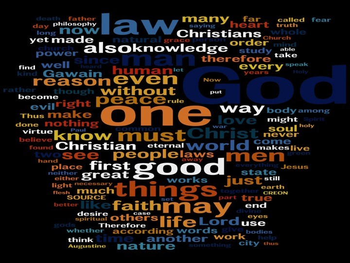 CWC Reading Packet Word Cloud