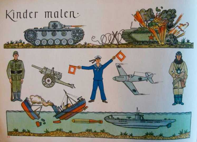 Nazi Advent Pamphlet (1943), Day 18
