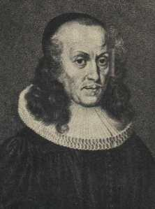 Pietist leader Philipp Jakob Spener