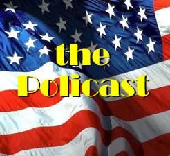 The Policast logo