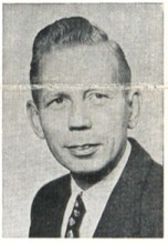 Virgil Olson in 1956