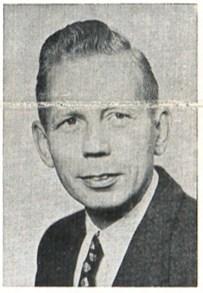Virgil Olson in 1956