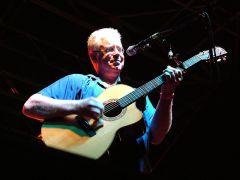 Bruce Cockburn, in a 2007 photo