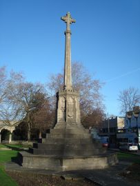 Oxford War Memorial, St Giles