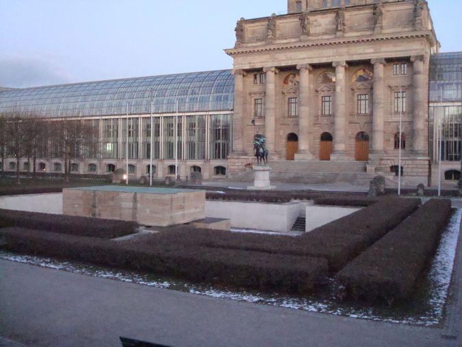 The Bavarian War Memorial