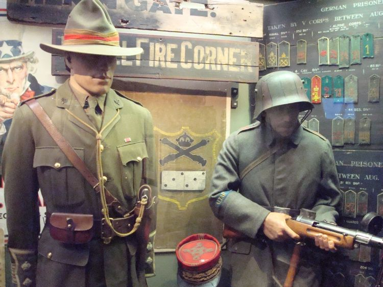 IWM WWI Exhibit