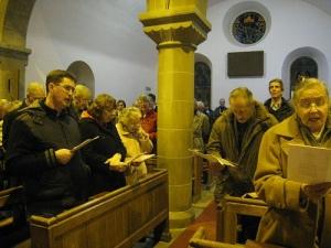 Congregation Singing
