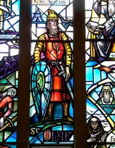 St. Olaf Stained Glass