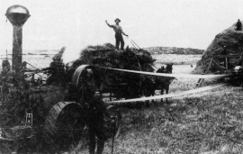 Swedish Immigrant Farming, 1882