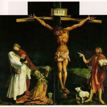 Grünewald, Crucifixion