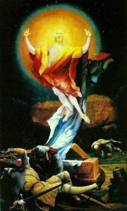 Grünewald, Resurrection