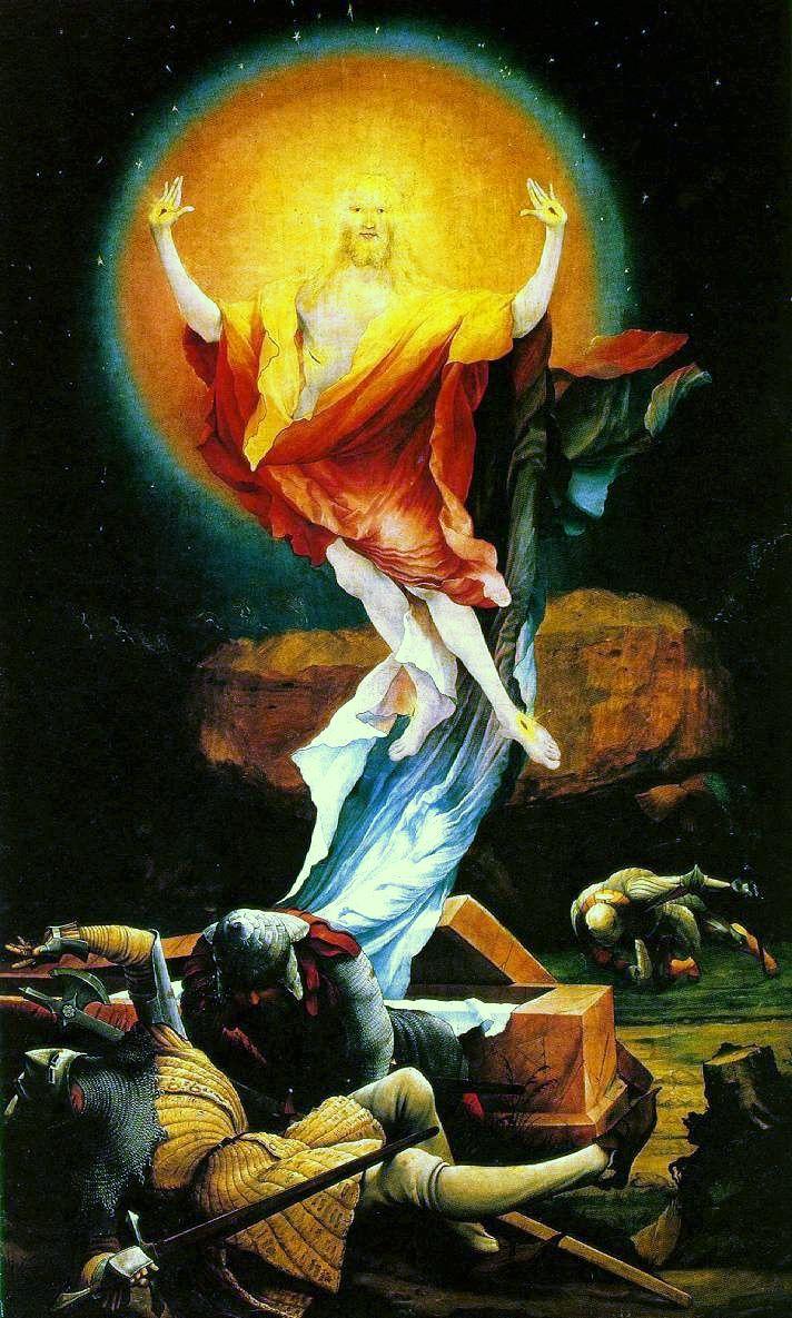 Grünewald, Resurrection